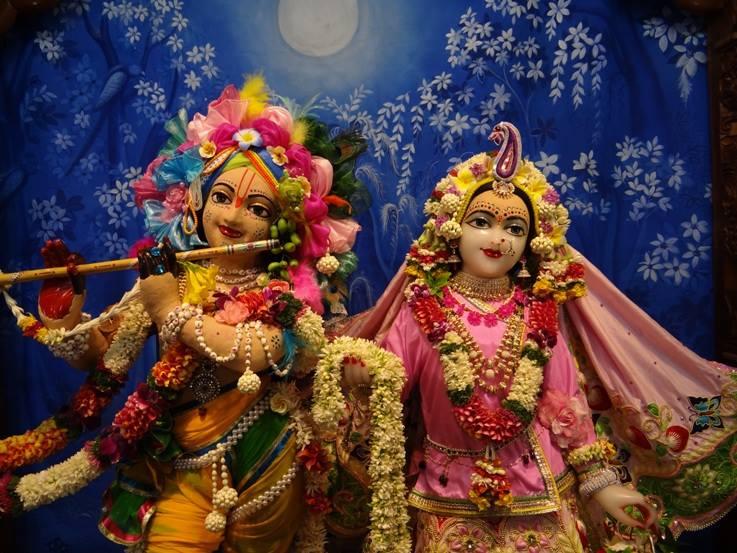ISKCON Nigdi Deity Darshan 29 May 2016 (4)