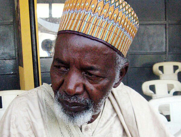 BREAKING: See what CAN said about the demise of Balarabe Musa