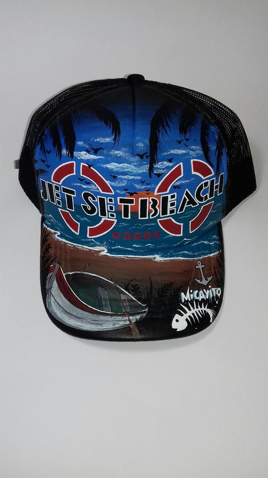 31881a547a7 ... su nueva gorra personalizada pintada a mano. De todo lo demás se  ocupará customprocap a si que no lo dudes más y dale color a tu gorras  customizada.