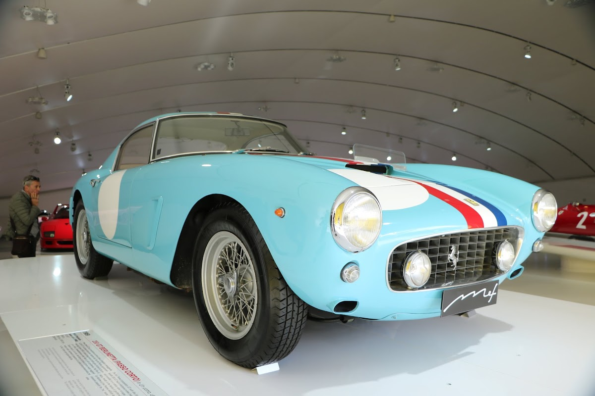 Modena - Enzo Museum 0013 - 1959 Ferrari 250 GT.jpg