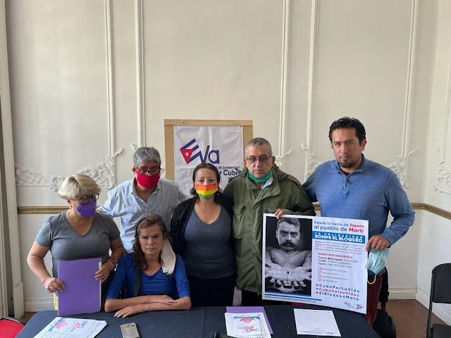 Lanza Promotora va por Cuba campaña para adquirir jeringuillas y material médico para la isla.