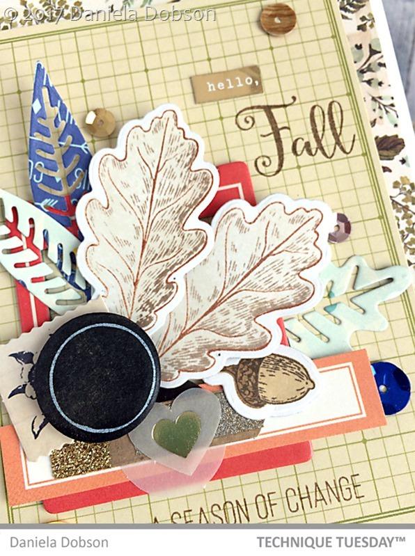 Hello fall close by Daniela Dobson