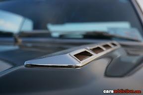 Toyota Celica TA20 TA22 Hood Vents