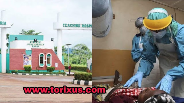 UNTH Enugu Records a Death Due to Lassa Fever - Torixus
