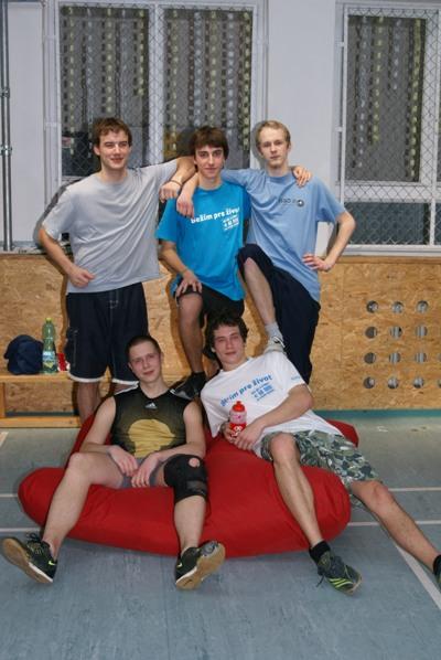 albatrosi na turnaji dva dni po sebe (2011)