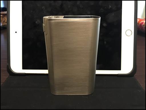 IMG 0496 thumb%25255B4%25255D - 【MOD】「Joyetech Cuboid 200 Mod」おまえは今まで吸ったVAPINGの回数をおぼえているのか?パワー系爆煙MODレビュー!【Joyetech】