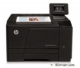 Driver HP LaserJet 200 Color M251 Printer – Get and install steps
