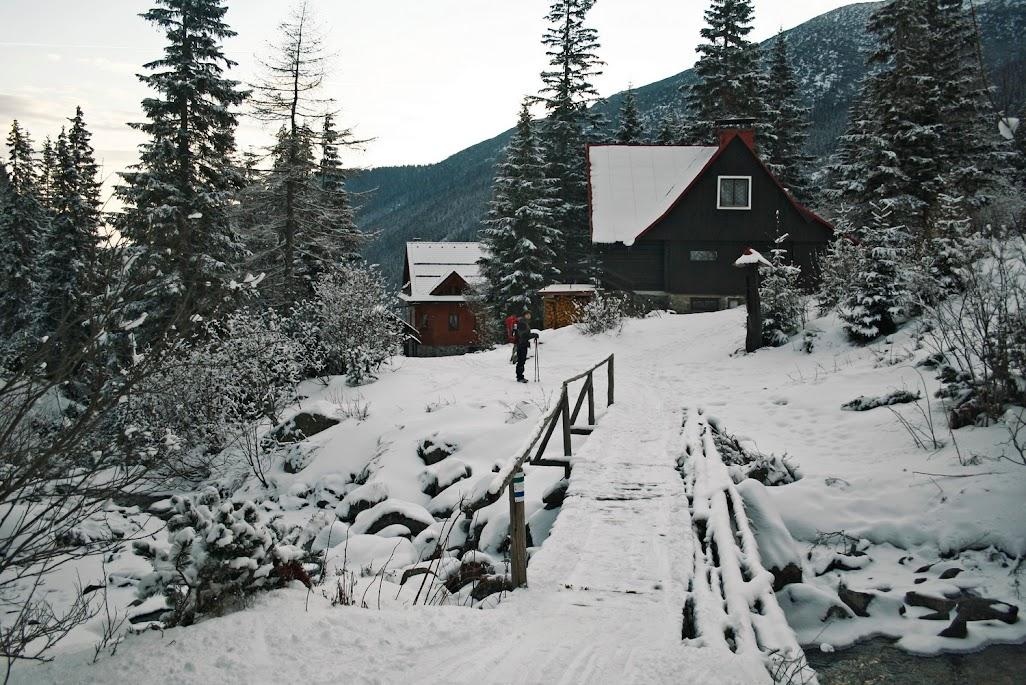 Schronisko Żarskie, Alpinka