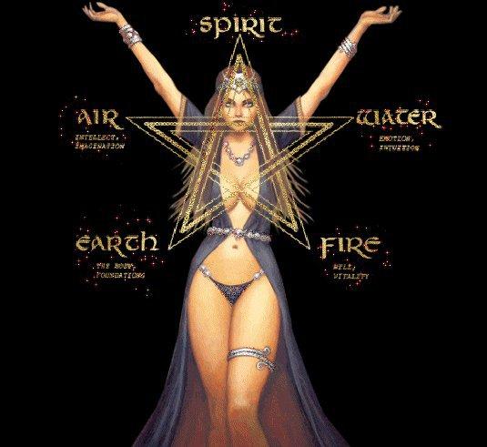 5 Elements, Magic Elements