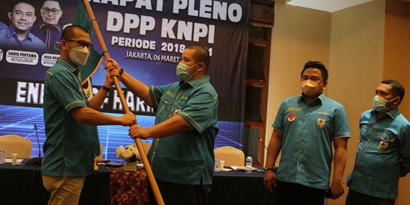 Haris Pertama yang Laporkan Abu Janda Dicopot dari Jabatan Ketua Umum KNPI