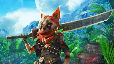 The best weapon in Biomutant