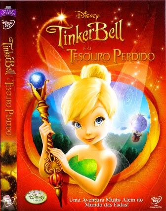 Baixar Filme Tinker Bell e o Tesouro Perdido (Dublado) Online Gratis