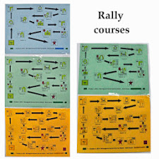 rally courses