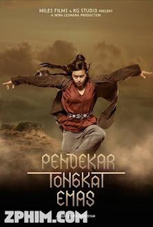 Thiên Mệnh Anh Hùng 2 - The Golden Cane Warrior (2014) Poster