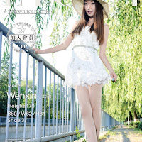 LiGui 2015.05.02 网络丽人 Model 文欣 [36P] cover.jpg