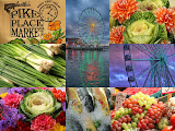 """Pike Place Market"" by Barbara Lippert -- 2nd Place A Special"