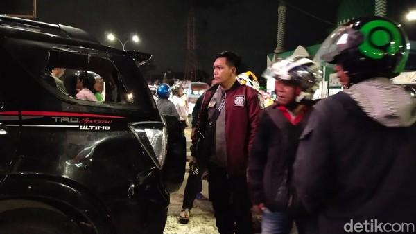 Pemobil di Makassar Teriak 'Kafir' Saat Tabrak Puluhan Pemotor