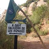 Raiers Sortida Sant Salvador de les Espases 2010 - CIMG0395.JPG