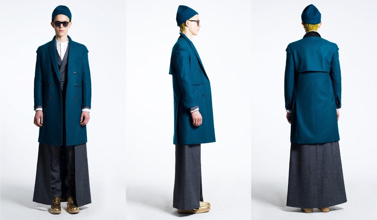 *華人設計新指標Six Lee的2013AW:將貴族古典剪裁活用於未來時裝! 4