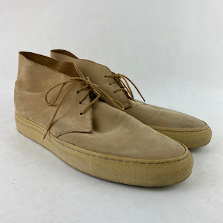 *SALE* Common Projects Nubuck Chukkas