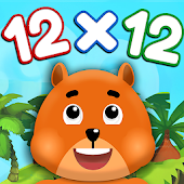 Times Tables + Friends: Free Multiplication Games