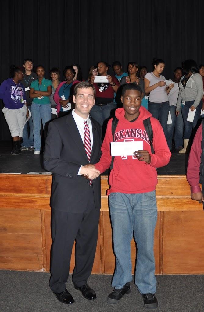Southwest Arkansas Preparatory Academy Award Letters Hope High School Spring 2012 - DSC_0071.JPG