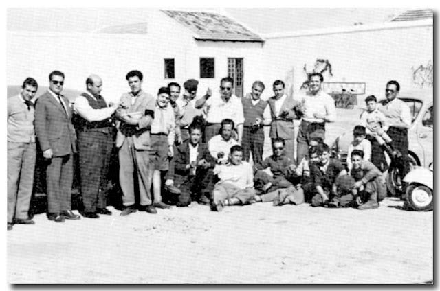 TABERNA DE ZAMBRUNO, AÑOS 50.