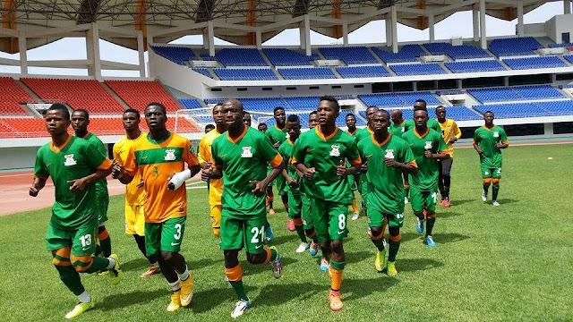 Nigeria vs Zambia: Super Eagles players overrated – Chipolopolo vice-captain, Tembo
