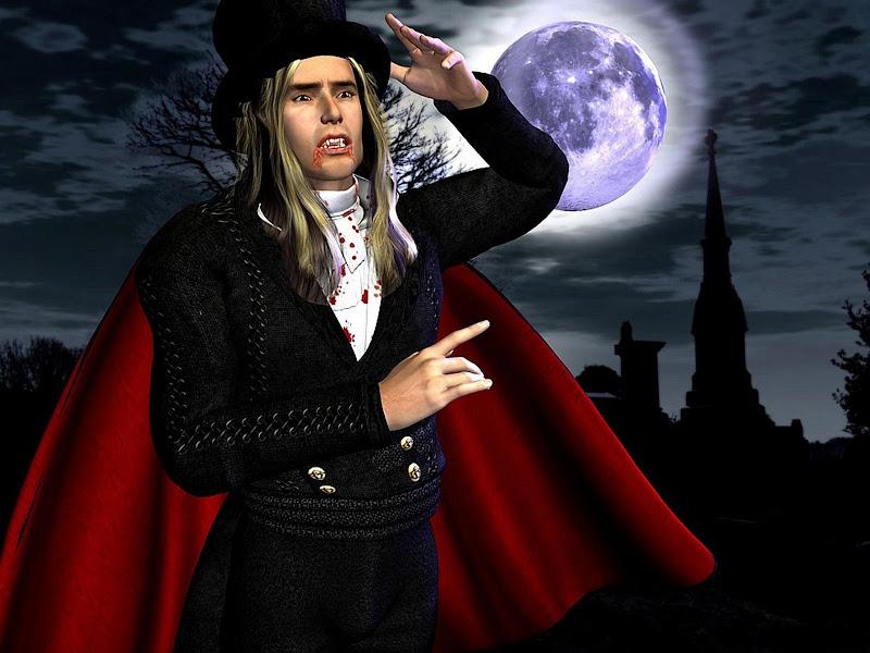 Costumes Halloween Vampire, Vampire Girls 2