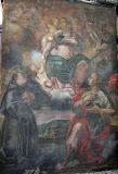 madonna con bambino, s antonio di padova, san defendente
