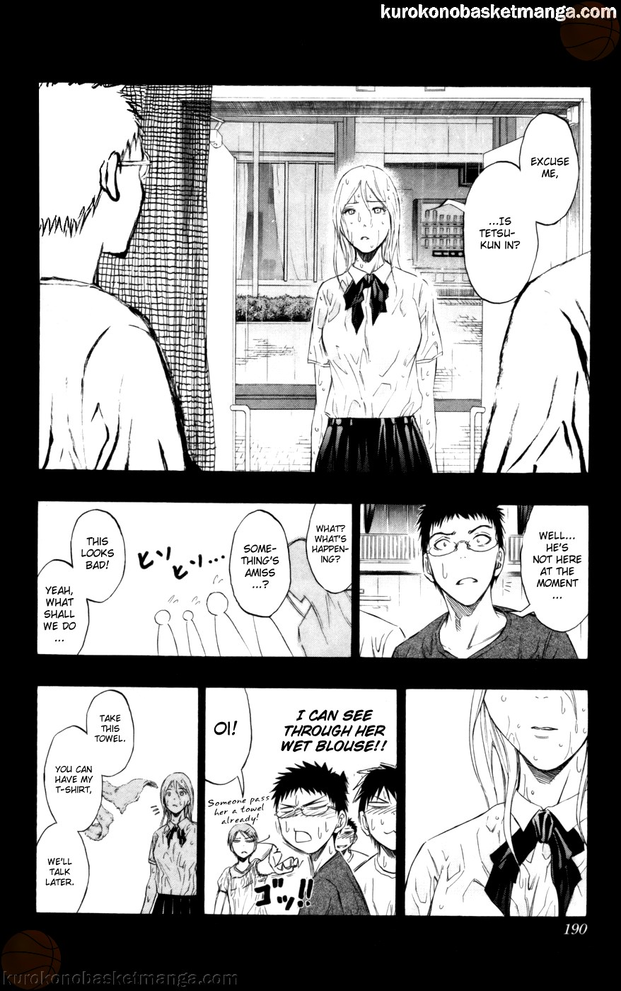 Kuroko no Basket Manga Chapter 80 - Image 04