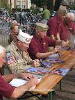 Amerikaanse WO2 veteranen - In Eerde. Herdenking 19 september 2009