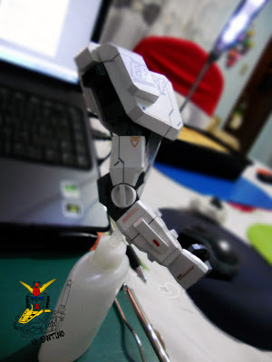 [Jeongyo No. 2] - FA-78 Gundam Light-Type DSCN1422