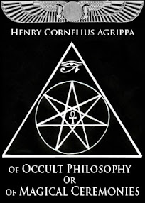 Cover of Henry Cornelius Agrippa's Book Of Occult Philosophy Or Of Magical Ceremonies The Book IV