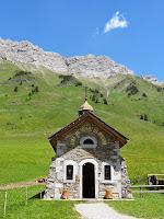 Chapelle au sommet