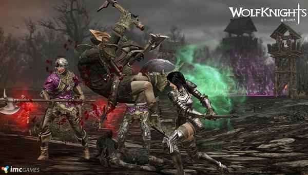 IMC Games công bố hình ảnh mới của Wolf Knights 7