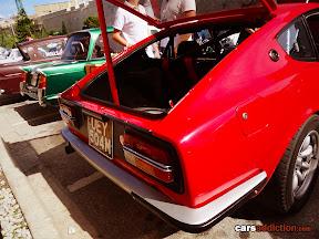 Datsun 240Z Rear
