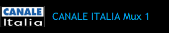 CANALE ITALIA MUX 1