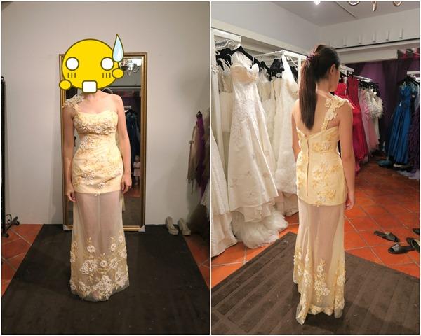 城市花園婚禮工坊 高雄自助婚紗 - 拍婚紗照之禮服挑選 (6)