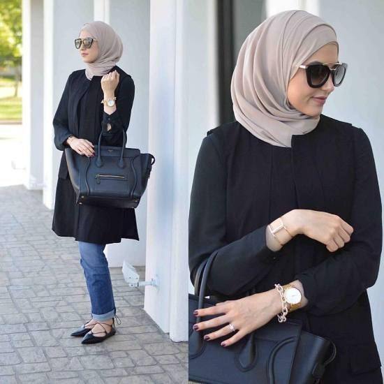 2 minute simple everyday hijab style 2017   styles 7