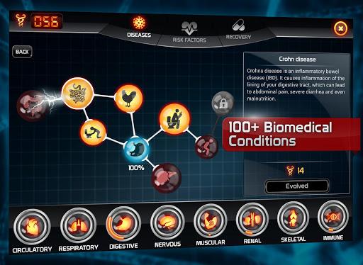Bio Inc - Biomedical Plague and rebel doctors. screenshot 8