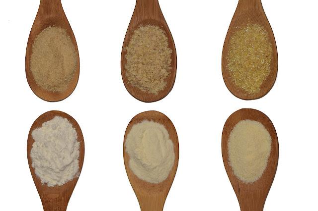 jenis-jenis tepung terigu