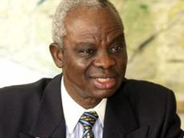 Ex-Foreign Minister, Adeniji dead