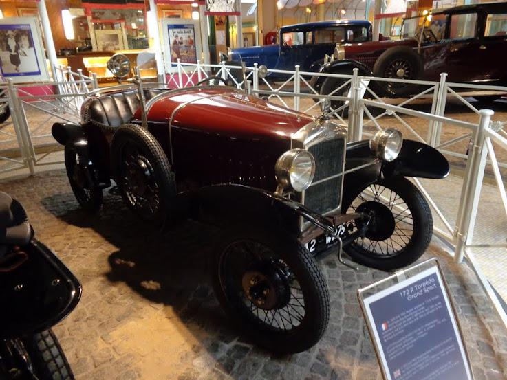 Musée de l'aventure Peugeot à Sochaux DSC01186