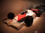 McLaren MP4/3 - a result of the McLaren TAG-Porsche partnership