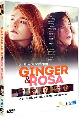 Filme Poster Ginger e Rosa DVDRip XviD Dual Audio & RMVB Dublado
