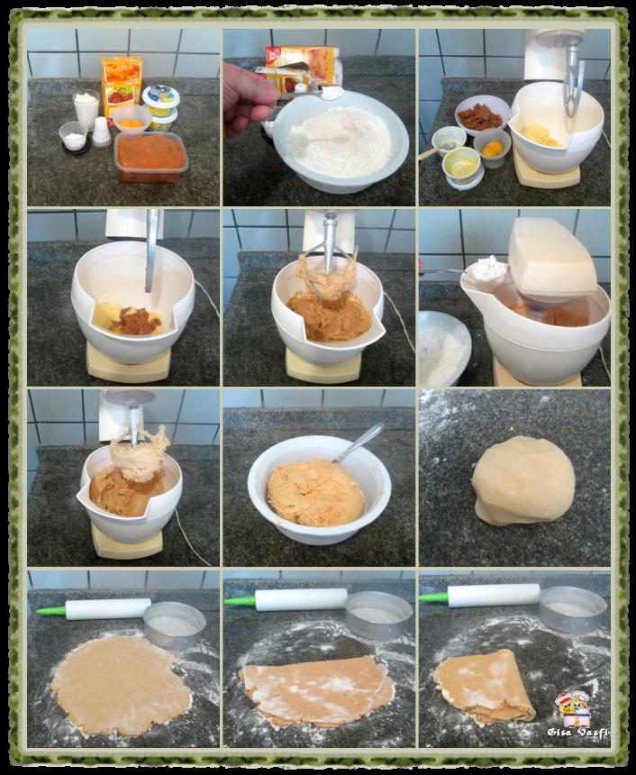 Torta com massa de doce de leite 3