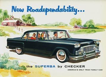 Checker 1960 A10 Superba
