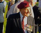 WWII veteran - British Glider Pilot Laurie Weeden