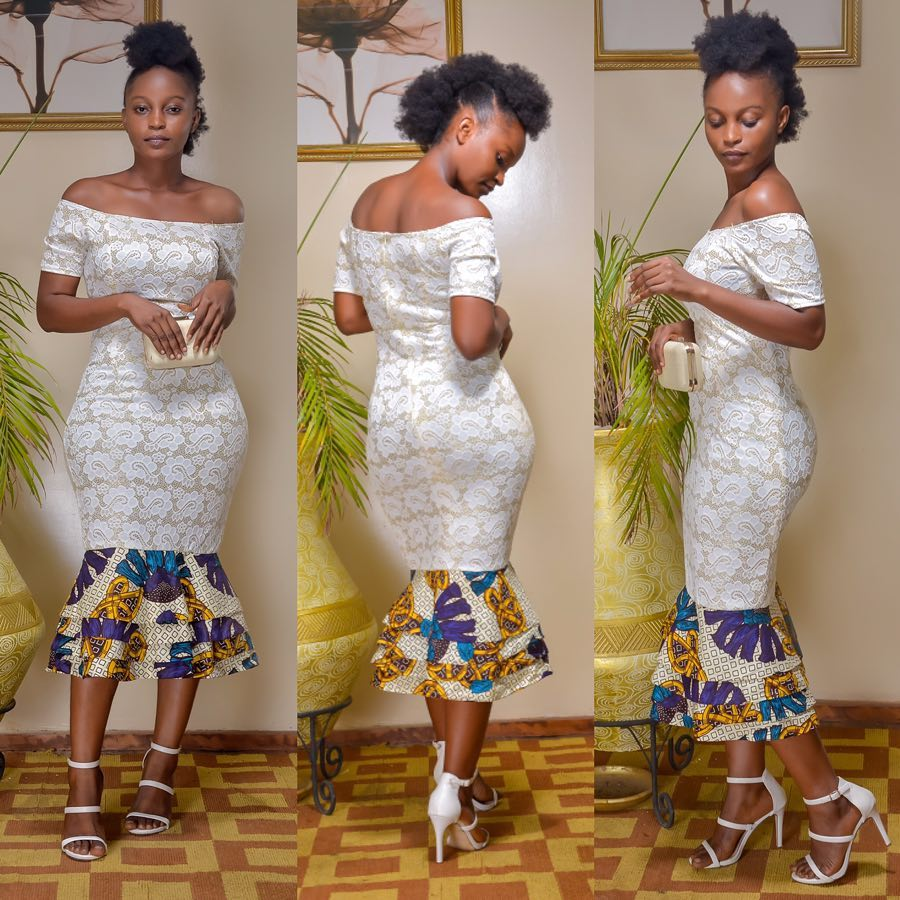 Wedding Hairstyles Zimbabwe: Ladies See Latest Fashion In Ankara Gown Styles